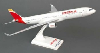 Airbus A330-300 Iberia Airlines Spain New Livery Skymarks Collectors Model 1:200 SKR836 E